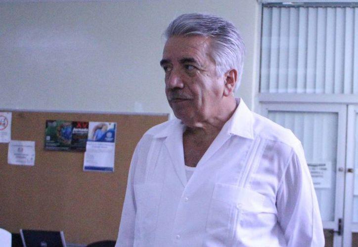 José Santos Preciado consideró importante aumentar las residencias. (José Acosta/SIPSE)