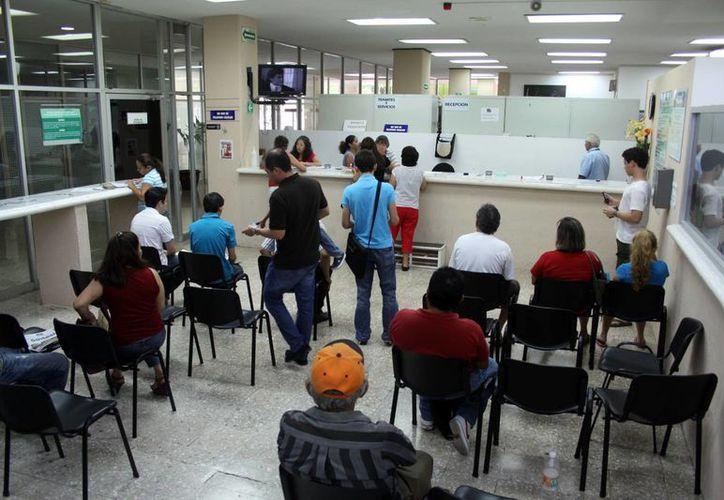 La demanda de pasaportes se ha incrementado en las últimas fechas en Mérida. En la mayoría de los casos es porque los solicitantes quieren disfrutar la temporada navideña en el extranjero. (SIPSE)