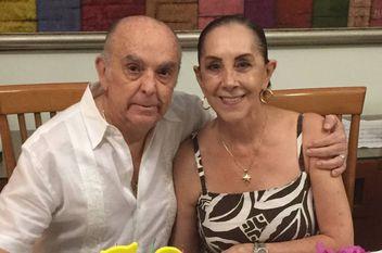 José Ornelas festeja en familia