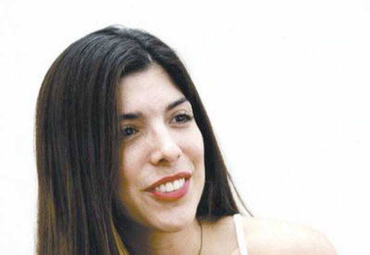"""La joven Leonor Arrigunaga Arceo realizó su voluntariado en Campoya y Perú. """"Es una experiencia me permitieron crecer como ser humano"""", afirmó. (Milenio Novedades)"""