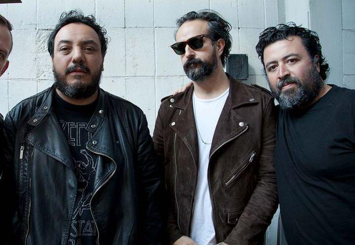 Molotov grabará en 2018 su MTV Unplugged. (Foto: Conciertos México)
