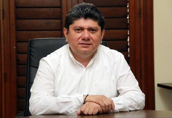 Gaspar Quintal Parra, nuevo titular de la Subsecretaría  de Gobierno y Desarrollo Político de Yucatán. (inderm.yucatan.gob.mx)