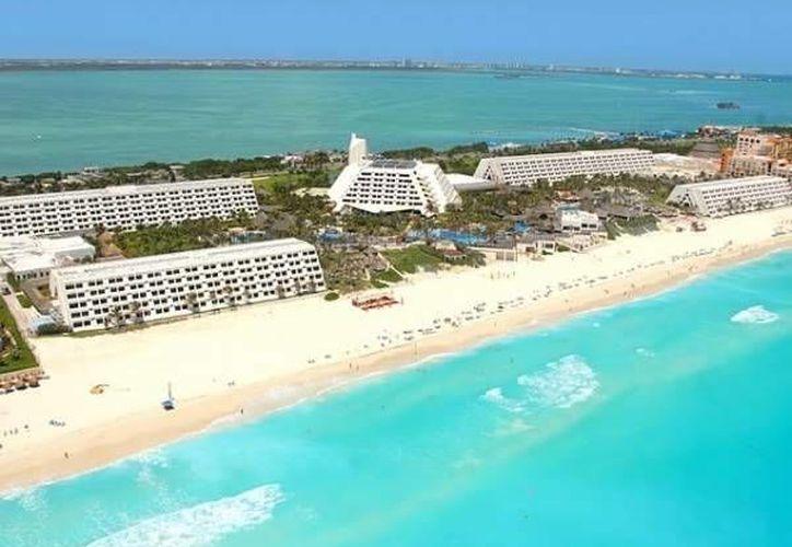 El encuentro será en la Arena del hotel Gran Oasis de Cancún, ubicada en la zona hotelera de la ciudad. (Foto/Internet)