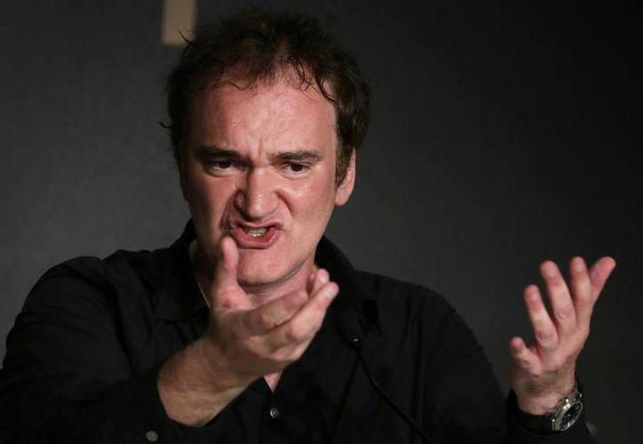 Tarantino afirmó que le encanta ver una y otra vez sus propias películas. (AP)