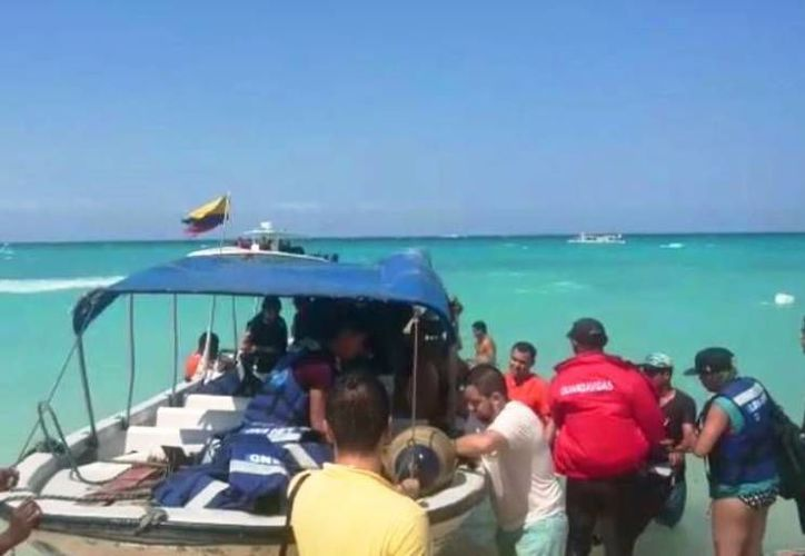 La embarcación fue inmovilizada y conducida hasta la Estación de Guardacostas por no incumplir las normas de la Marina Mercante. (Contexto/Internet)