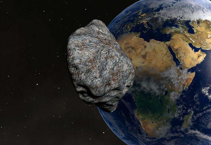 Preparan plan para proteger a la Tierra de impacto de asteroides