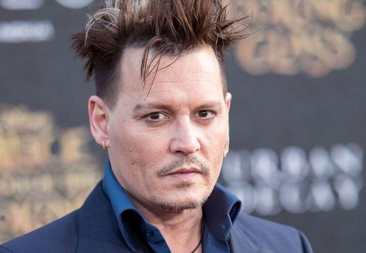 """Depp agredió al sujeto el 13 de abril de 2017, durante el rodaje de """"City of Lies"""". (The Net Worth Portal)"""