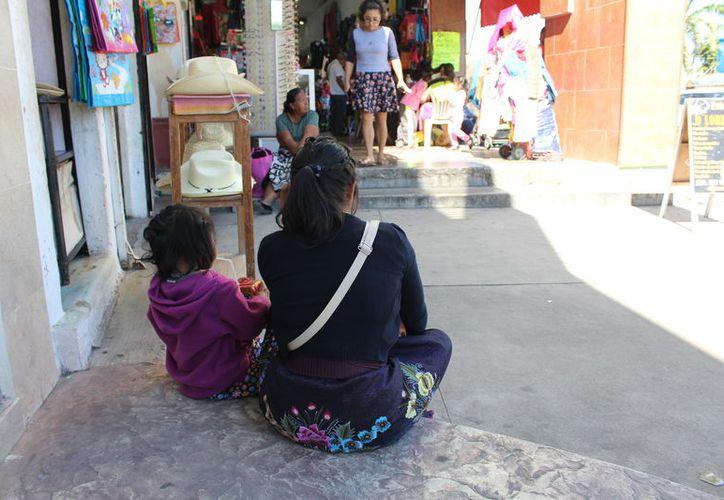 Desde el nueve de diciembre iniciaron con la recolección de juguetes que entregarán el 23 del mismo mes. (Joel Zamora/SIPSE)