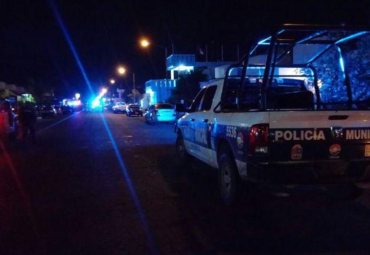 La noche del pasado jueves, la mujer fue levantada por sujetos armados en la Región 102. (Eric Galindo/SIPSE)