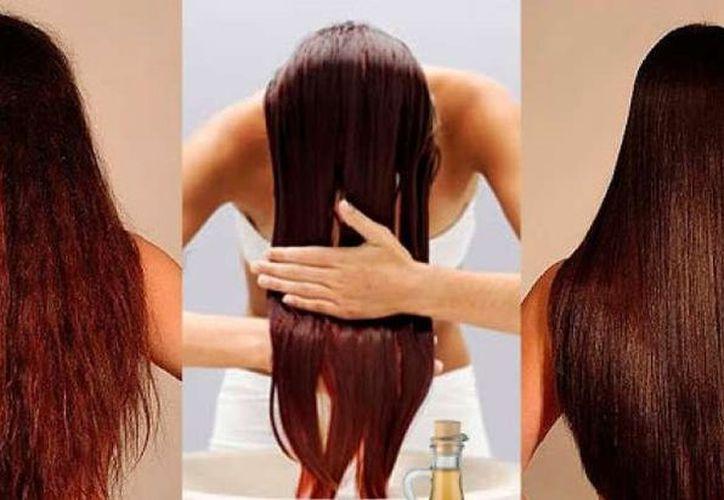 ¿Por qué el vinagre es bueno para tu cabello?