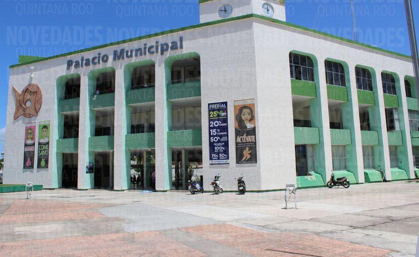 Las demandas fueron interpuestas desde 2013 cuando aún Eduardo Abxapqui era el edil de la Ciudad. (Foto: Joel Zamora/SIPSE).