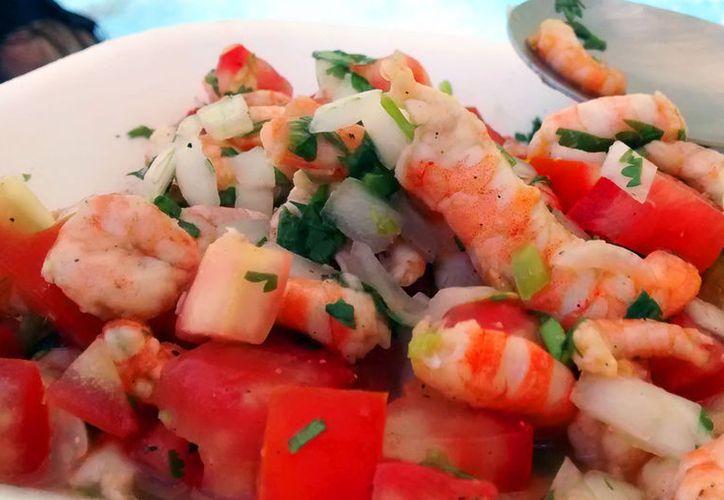 """Esta noche, en el malecón de Progreso, podrás disfrutar de los """"Sabores de Progreso"""", una muestra gastronómica, dentro del programa """"Noches frente al mar"""". (SIPSE/Archivo)"""