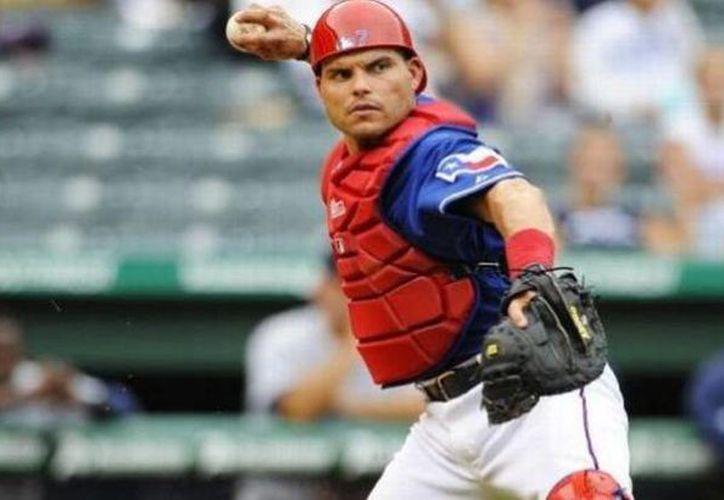 Iván Rodríguez es el cuarto pelotero de Puerto Rico que logra ser elegido para el Salón de la Fama del Beisbol. (Foto tomada de elnacional.com.do)