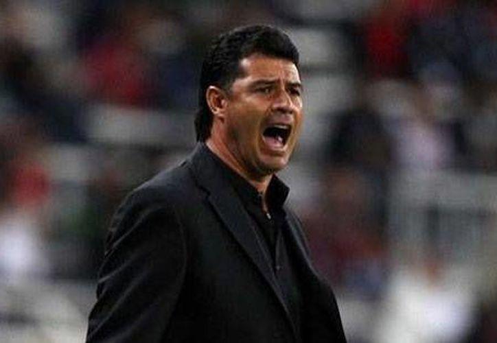 Juan Carlos 'La Pájara' Chávez, DT del Mérida FC. (Milenio Novedades)