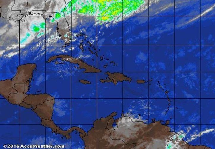 La temperatura en Quintana Roo descendió ligeramente durante este fin de semana. (Cortesía/trayectoriadelhuracan)