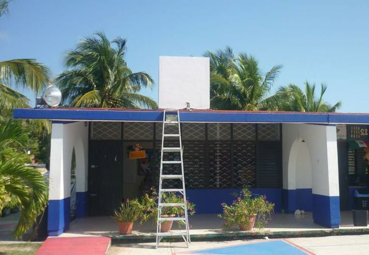 Ladrones sustrajeron siete metros de cobre de la escuela Andrés Quintana Roo. (Archivo/SIPSE)