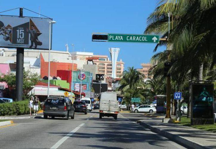 El hombre fue hallado sin vida en la zona hotelera de Cancún. Foto: Redacción