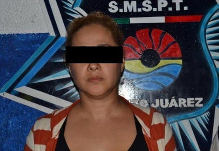 La acusada también se dedicaba a la venta de droga y el tráfico de personas en el Estado. (Foto: Milenio)
