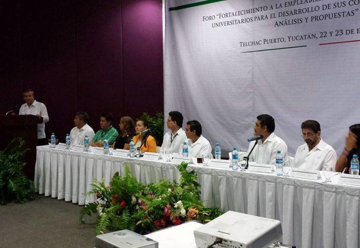 Mérida albergará la reunión del CASE, que se realizará en la Universidad Anáhuac. (Milenio Novedades)