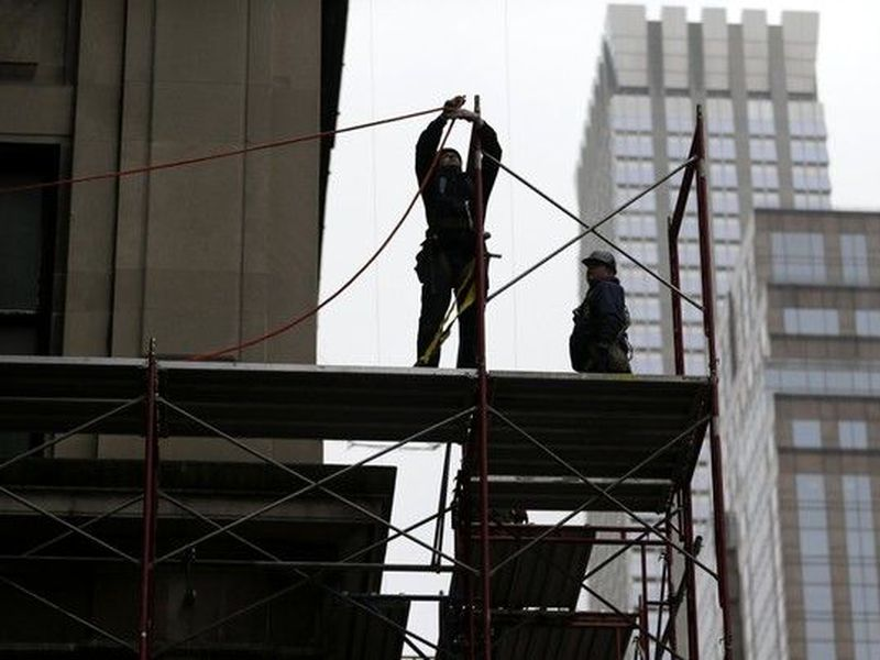 The overall unemployment rate remained, as in recent months, the lowest since December 2000. (AP)