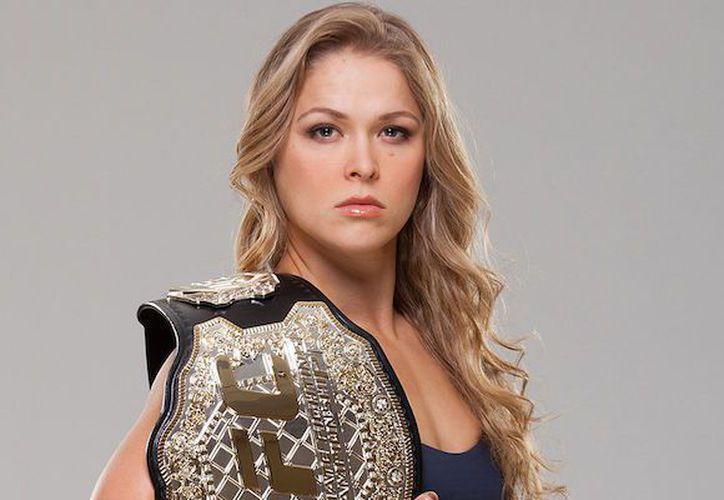 La UFC reconoció que Ronda se convirtió en un ícono global y modelo a seguir. (Instagram)