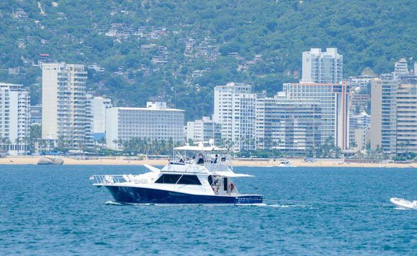 La ocupación hotelera en todos los destinos turísticos del país está muy abajo de lo permitido. (Foto: Reforma).