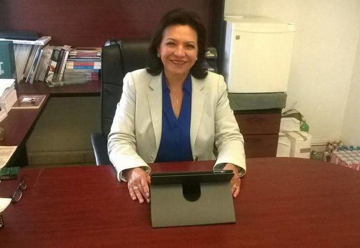 La diputada Sofía Castro Romero pide que se atiendan las debilidades en inversión, a fin de que no se afecte la economía de Yucatán. (SIPSE)