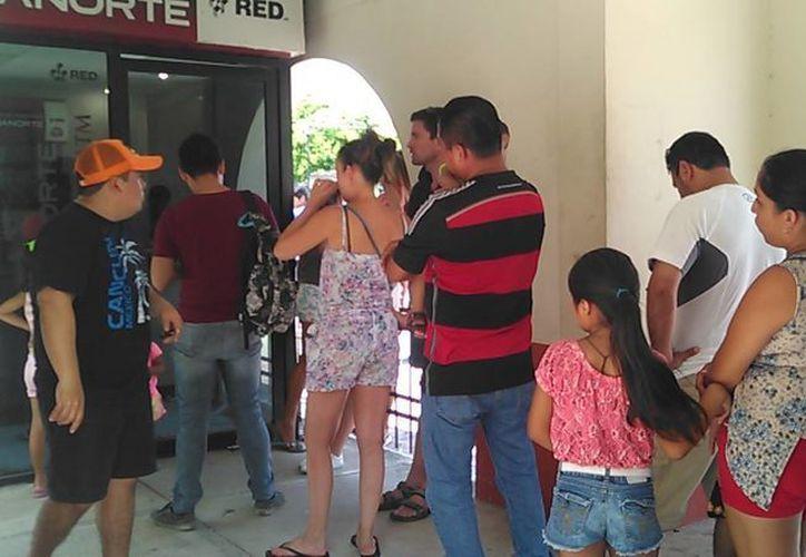 Esta situación afecta la imagen turística de la cabecera municipal. (Javier Ortiz/ SIPSE)