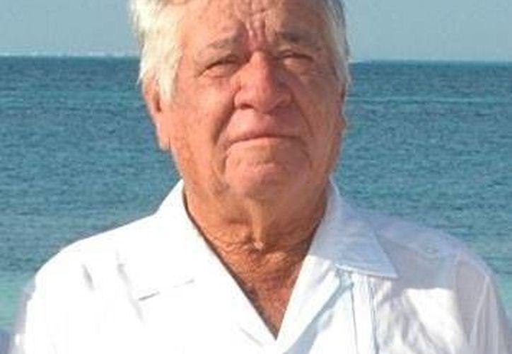 Ariel Magaña Carrillo (q.e.p.d.), falleció a los 74 años de edad. (Lanrry Parra/SIPSE)