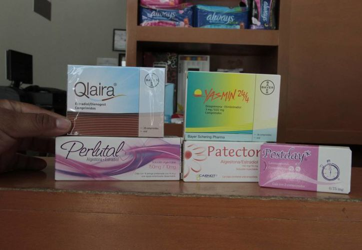 Entre las recomendaciones de la especialista está el saber elegir su método anticonceptivo, pastillas, parche, implante subdérmico, entre otros. (Tomás Álvarez/SIPSE)