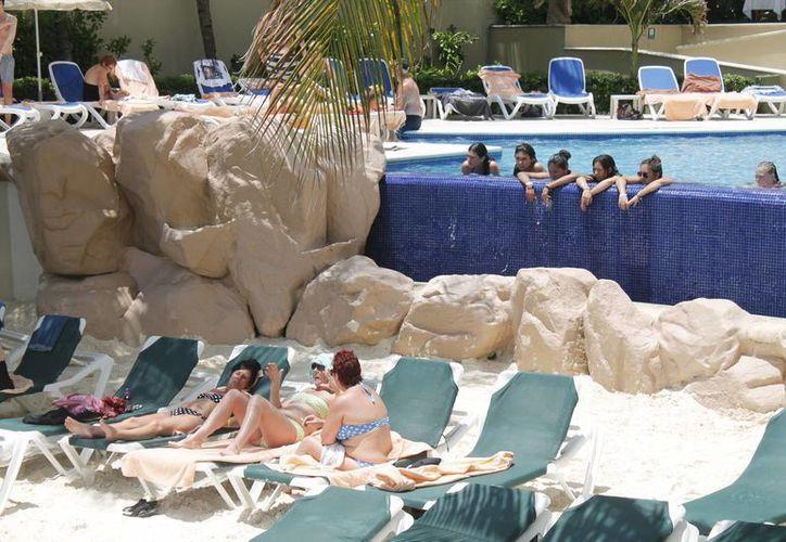 Esperan que más turistas opten por Cancún para vacacionar. (Archivo/SIPSE)