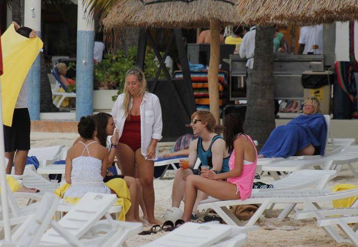 Con la apertura de las oficinas en Cancún de TUI Destination Services, aumentarán varios mercados europeos. (Luis Soto/SIPSE)