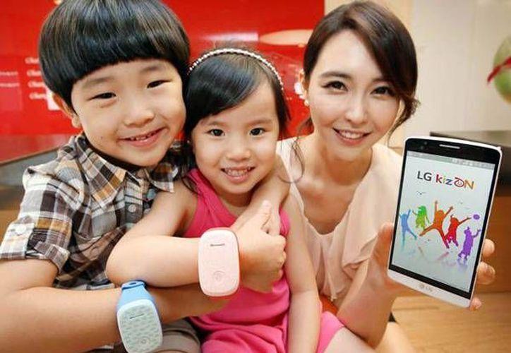 La mayor empresa de electrónica del mundo, LG, anunció este miércoles la salida al mercado de su Kizon. (zocalo.com.mx)