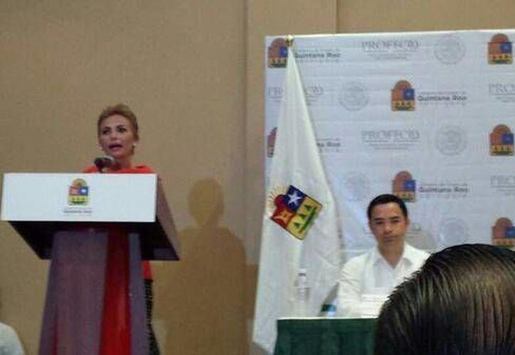Sara Latife fungía como asesora de política económica del gobernador del estado. (Foto/Kat1Vara)