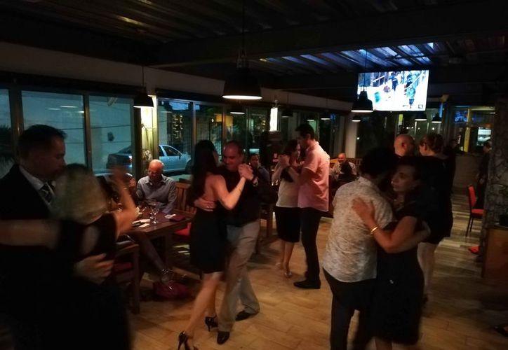 Durante la semana habrá mucha actividad sobre el baile del tango. (Faride Cetina/SIPSE)