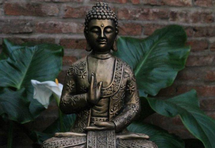 La prohibición de los Buda sigue a aquella de los símbolos de la Fiesta de los enamorados, San Valentín. (es.tibetphotos.info)
