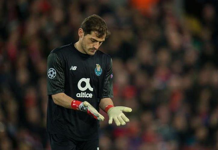Iker Casillas cumplió mil partidos como profesional. (El Mundo)