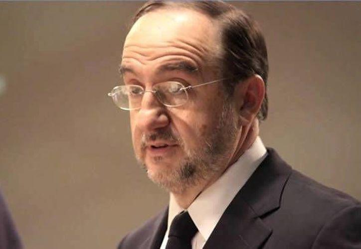 Alfonso de María y Campos Castelló fue director general del INAH. (discutamosmexico.com.mx/Archivo)