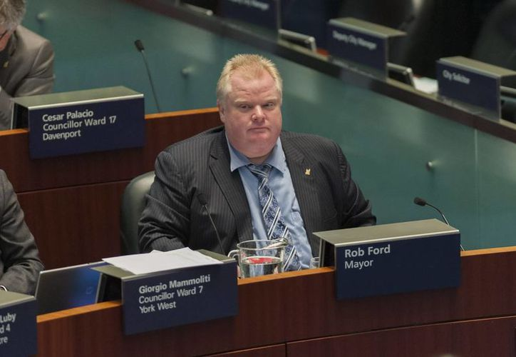 Ford  pidió disculpas a los ciudadanos, así como a su familia. (Archivo/EFE)