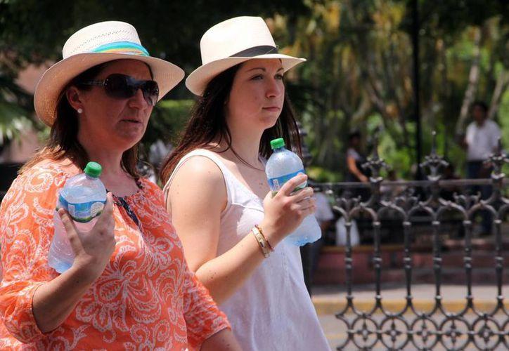 Las lluvias darán tregua al calor que se ha sentido en los últimos días en Yucatán. (José Acosta/Milenio Novedades)