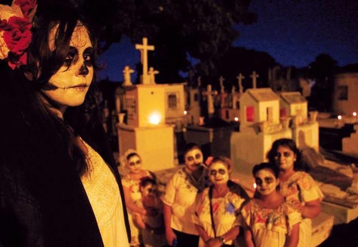 La llamada 'época de fieles difuntos' se acerca, y según la cultura yucateca, es necesario tomar algunas precauciones con los menores. (Imagen ilustrativa/ SIPSE)