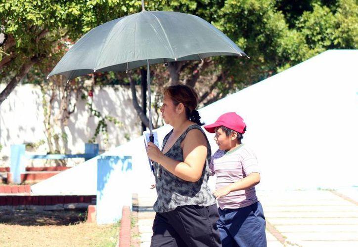 Pronostican que el calor se mantendrá en Yucatán en los próximos días. (José Acosta/Milenio Novedades)