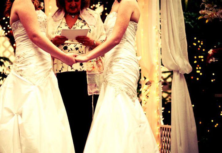 En Othón P. Blanco únicamente se ha realizado tres bodas entre personas del mismo sexo, durante 2018. (Veracruz al Día)