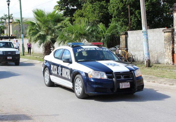 El cargo de la Dirección de la Policía Municipal Preventiva y Tránsito de Bacalar será ocupado por Carlos Briceño Villagómez. (Javier Ortiz/SIPSE)