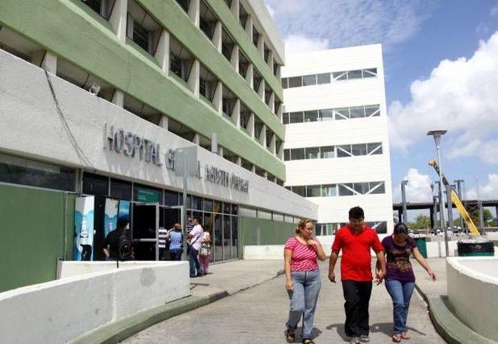 El Hospital General será dirigido por Carlos Espadas Villajuana. (SIPSE)