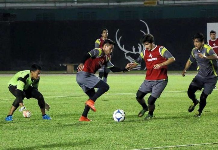 Venados de Yucatán juega esta noche en casa de Murciélagos de los Mochis, en partido entre dos equipos en el fondo de la tabla general de la Liga de Ascenso MX. (SIPSE)