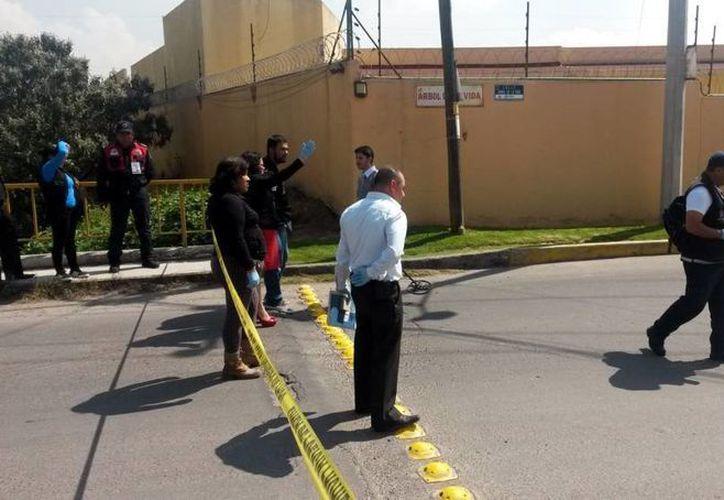 Vicente Antonio Bermúdez Zacarías, juez quinto de distrito en materia de amparo y juicios federales en el Estado de México, fue ejecutado cuando se ejercitaba en calles del municipio de Metepec. (Hoy Estado)