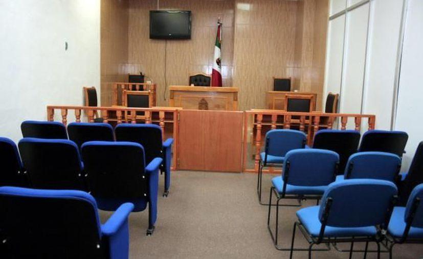 En Yucatán se realizan juicios orales. (Archivo SIPSE)