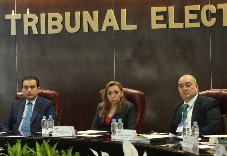 El TEPJF advirtió que incluso los precandidatos que no ganen deberán rendir su respectivo informe. (Notimex/Archivo)