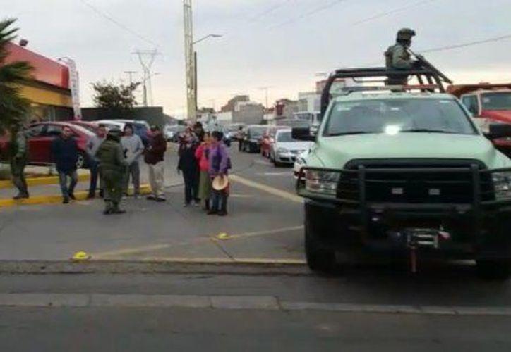 El jefe de seguridad de Pemex en Salamanca fue ejecutado la mañana del jueves. (Foto: HuffPost México)